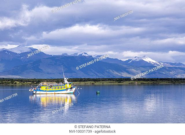 Puerto Natales, Patagonia, Chile, South America