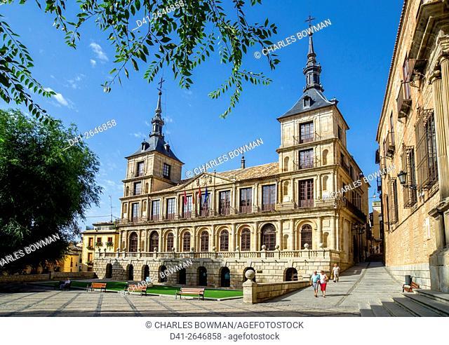 Europe, Spain, Toledo