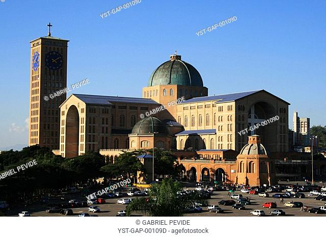 Basilica, Aparecida do Norte, São Paulo, Brazil