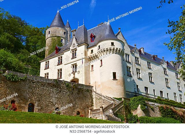 Chissay, Chissay-en-Touraine, Blois District, Castle and Gardens, Chateau Hotel de Chissay, Chissay Castle, Loire et Cher, Pays de la Loire, Loire Valley