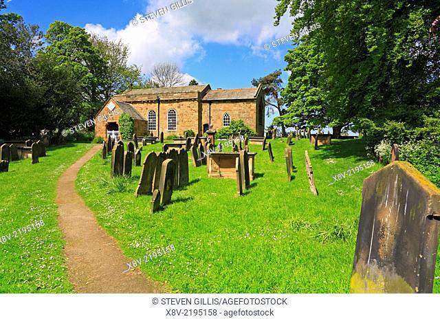 All Saints Church, Great Ayton, North Yorkshire, England, UK