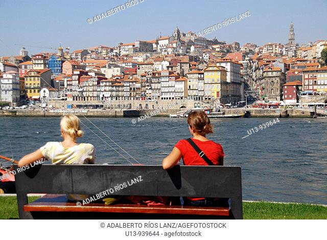 Ribeira District, Oporto, Portugal, Europe
