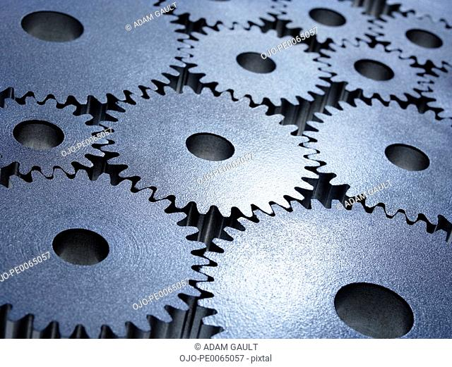 Group of cogs