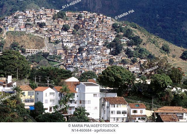 Favelas, Rio de Janeiro. Brazil, 2005