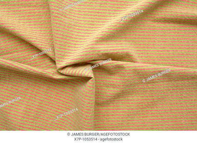 horizontal striped fabric