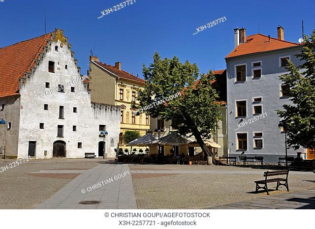 white building with the gothic stepped gables was built in 1531 and originally served as arsenal, then as a storage for salt which was imported from the...