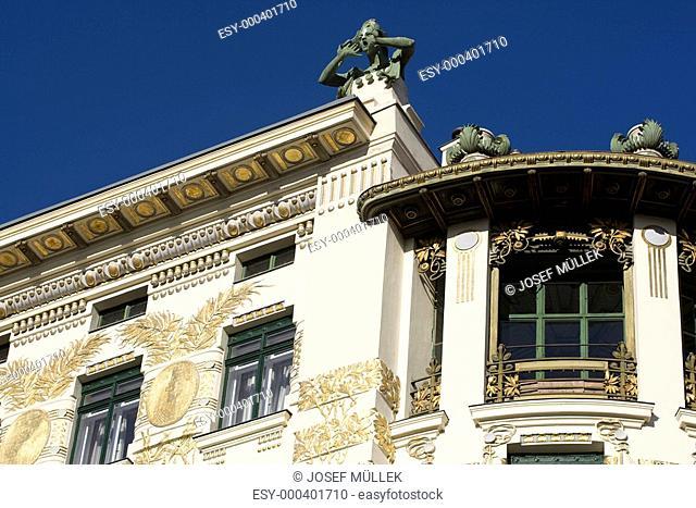 Wiener Architektur Jugendstil, Otto Wagner