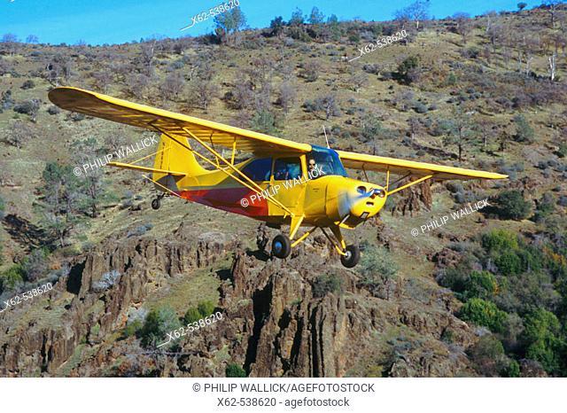 Aeronca 7AC Champion airplane