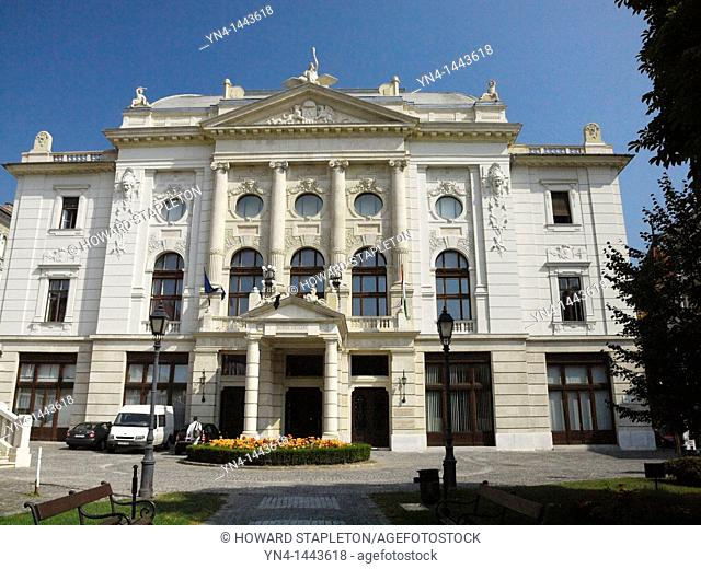 Budai Vigado or Buda Concert Hall is home of the Hungarian State Folk Ensemble  Located on the Buda side of the Danube River in Budapest