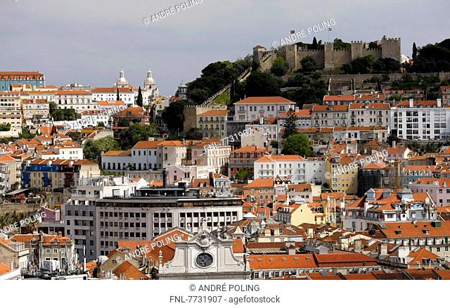 View of Lisbon, Portugal