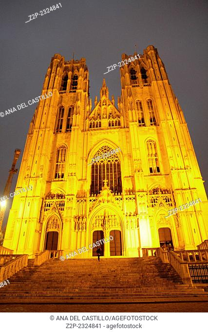 St. Michael and St. Gudula Cathedral - Brussels