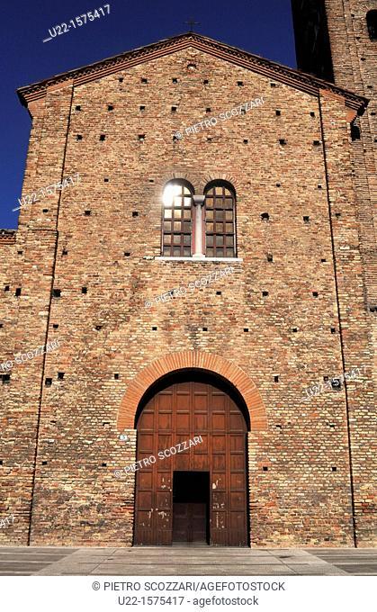 Ravenna (Italy): the San Francesco's Basilica