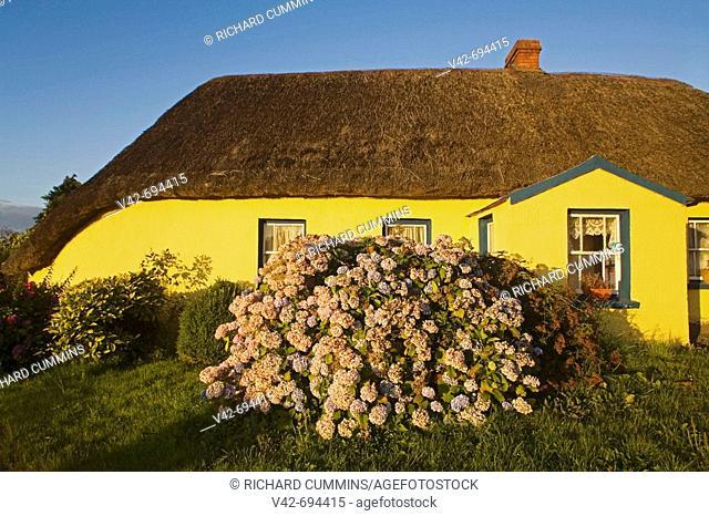 Thatched Cottage, Kilmeaden Village, County Waterford, Ireland