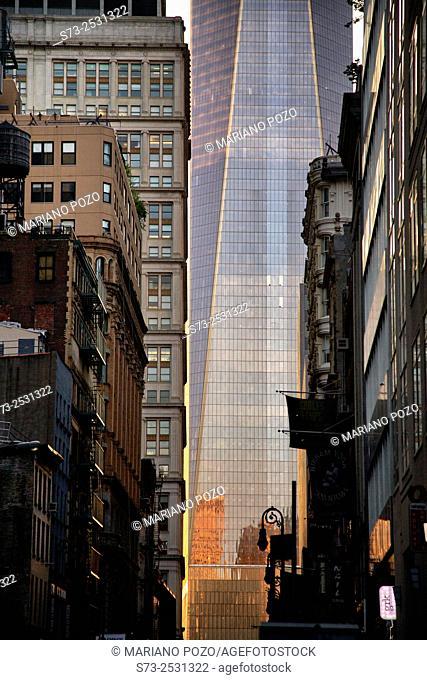 One World Trade Center, New York City, USA