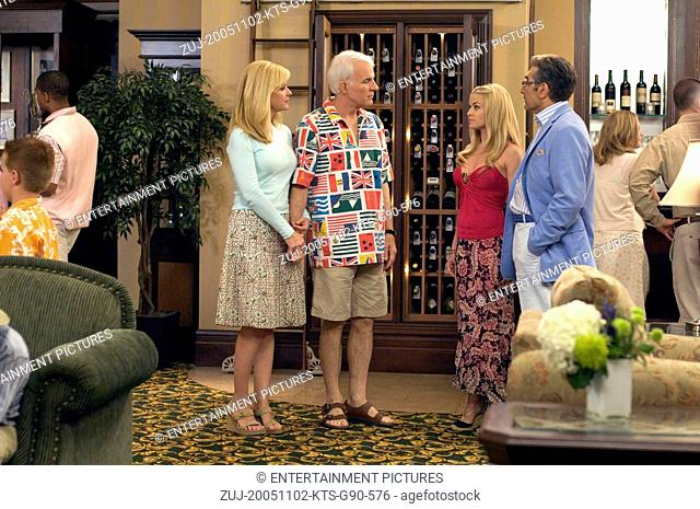 RELEASE DATE: December 21, 2005. MOVIE TITLE: Cheaper by the Dozen 2. STUDIO: 20th Century Fox. PLOT: Steve Martin and Bonnie Hunt return as heads of the Baker...