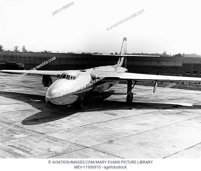 RAF Vickers Valiant V-Bomber