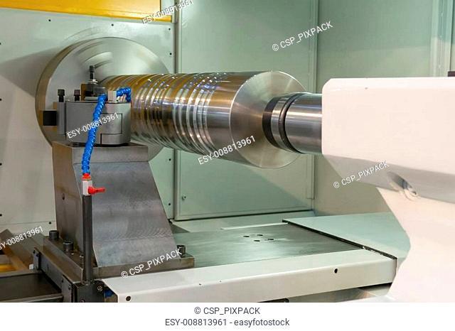 CNC Lathe, CNC milling