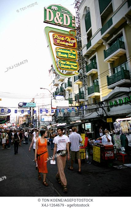 tourism in bangkok, Thailand