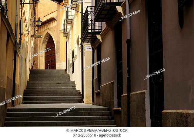 Teruel, capital of the mudejar art in Spain