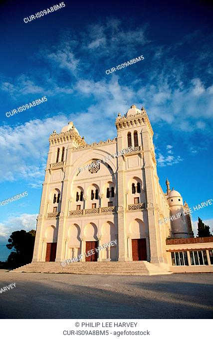 Acropolium (Saint Louis Cathedral), Carthage, Tunis, Tunisia