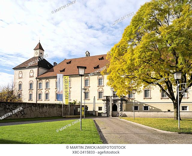 Brixen (Bressanone), Hofburg Palace , now a museum. Europe, Central Europe, South Tyrol, Italy