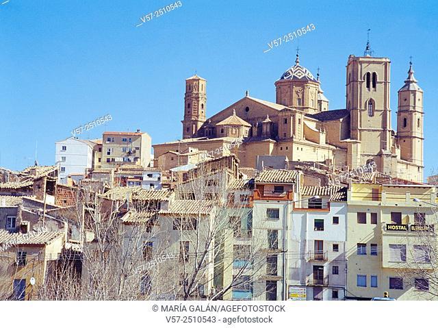 Alcañiz, Teruel province, Aragon, Spain