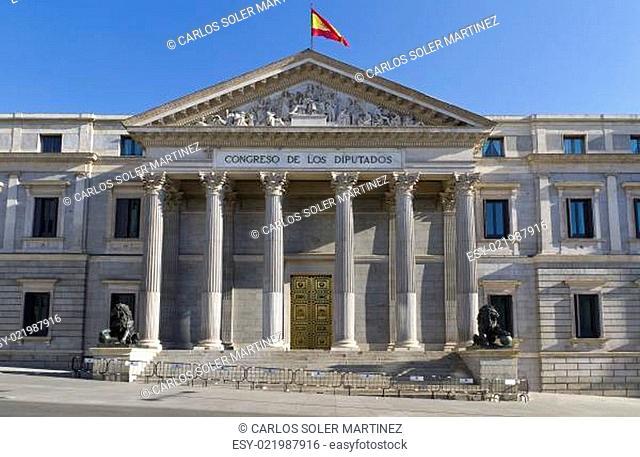 Spanish congress in Madrid