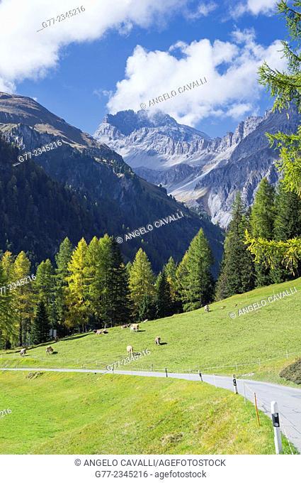 Canton of Graubünden, Switzerland