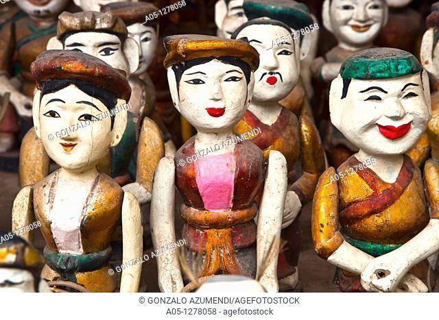Water Puppets  HANOI VIETNAM