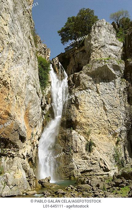 Salto de Linarejos. Sierra de Cazorla - Segura y Las Villas. Spain