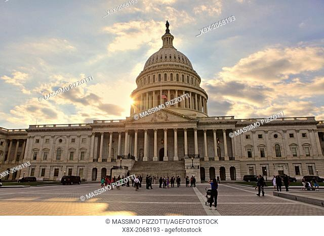 United States Capitol, Washington D.C., USA