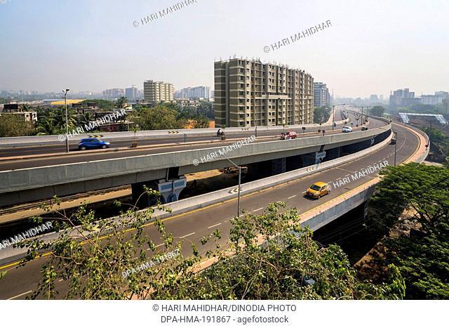 Santacruz Chembur Link Road Flyover Mumbai Maharashtra