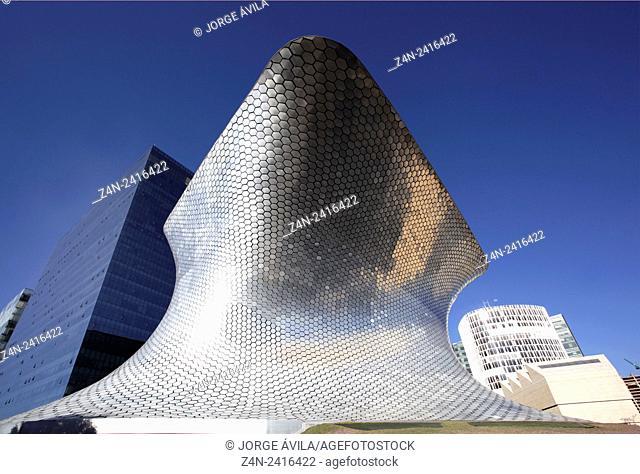 Soumaya museum, Plaza Carso, Mexico city