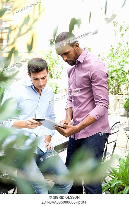 Digital tablets make collaboration mobile