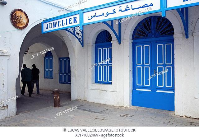 Tunisia Djerba Houmt Souk Souk  Medina