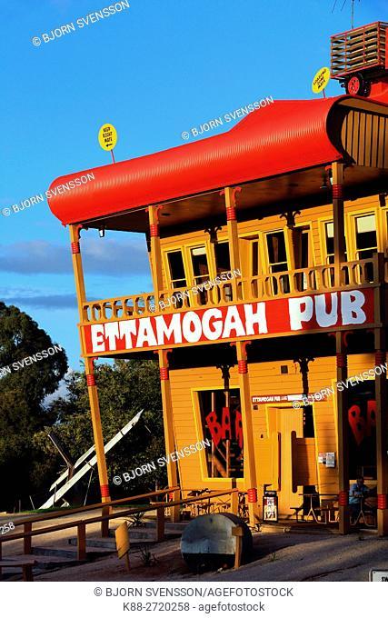 Ettamogah Pub in Tabletop, New South Wales. Australia