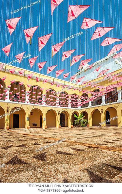Kites At Galeria Nacional, San Juan, Puerto Rico, National Gallery