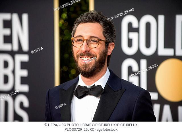 Dave Holstein attends the 76th Annual Golden Globe Awards at the Beverly Hilton in Beverly Hills, CA on Sunday, January 6, 2019