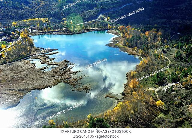 Laguna de Uña, Cuenca province, Spain