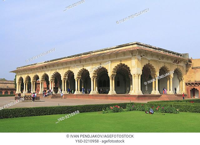 Agra Fort, Uttar Pradesh, India