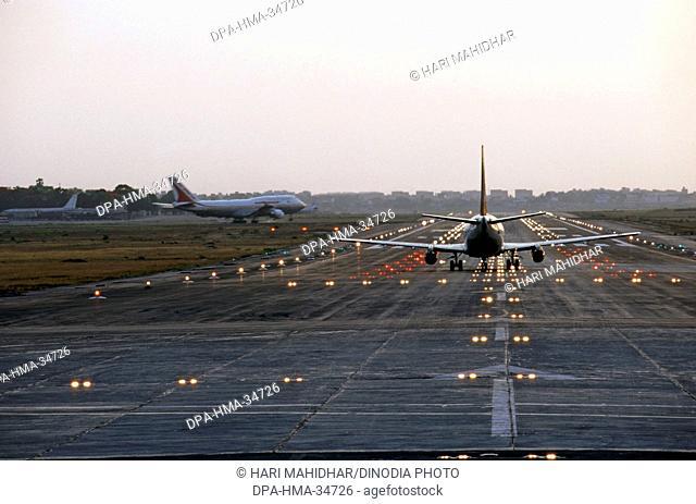 Aero plane , Air vehicles , santacruz air port , mumbai bombay , maharashtra , India