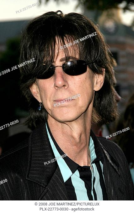 Click (Premiere) Ric Ocasek 06-14-2006 / Mann Village Theater / Westwood, CA / Columbia Pictures / Photo by Joe Martinez