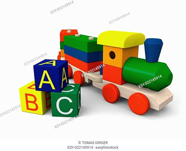 Abc train engine Stock Photos and Images | age fotostock