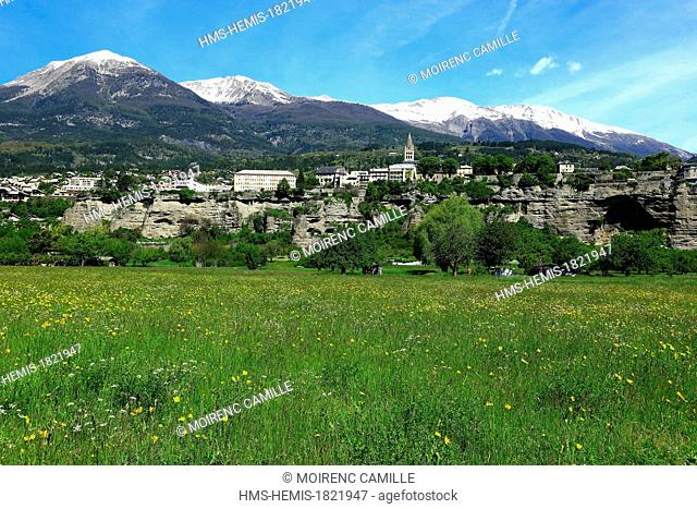 France, Hautes Alpes, Embrun