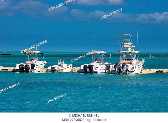 Northern shores of Providenciales, Turks and Caicos