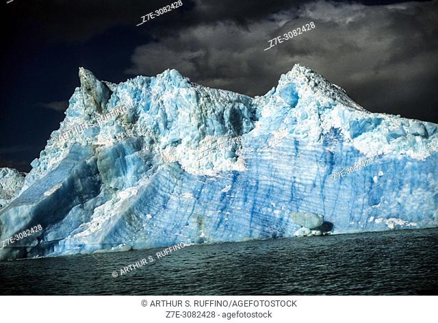 Upsala Glacier, Los Glaciares National Park, Patagonia, Argentina