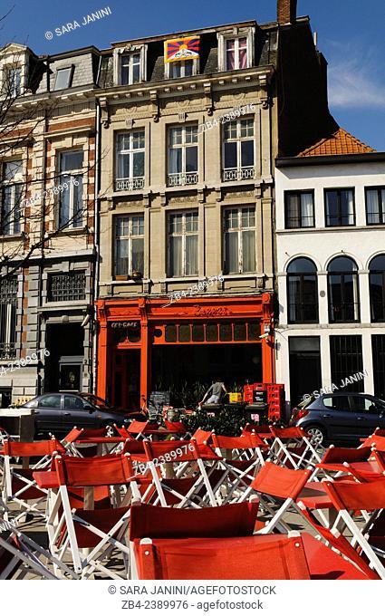 Kapitein Zeppos Cafe, Vleminckveld 78, Antwerp, Belgium, Europe