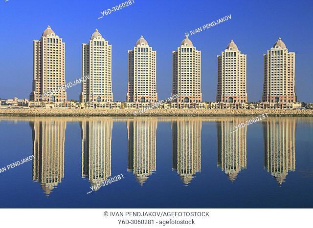 The Pearl, Doha, Qatar