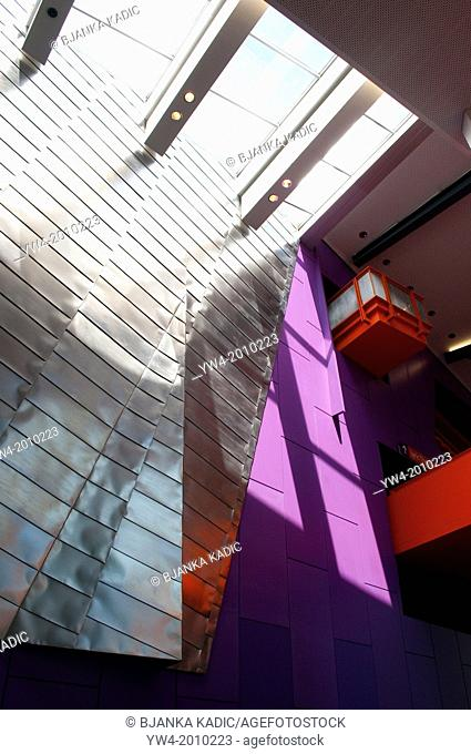 The Lowry, Salford Quays, Greater Manchester, UK