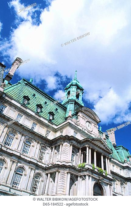 City Hall. Montreal. Quebec. Canada